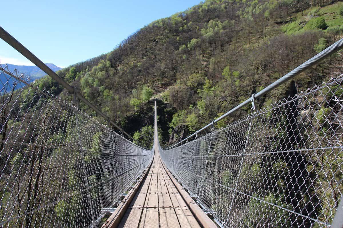 Tibetan Bridge to Recovery